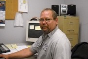 Mike Bergener Warehouse Manager