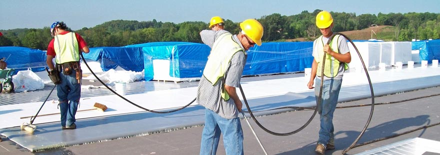 Commercial Roofing Photo ...
